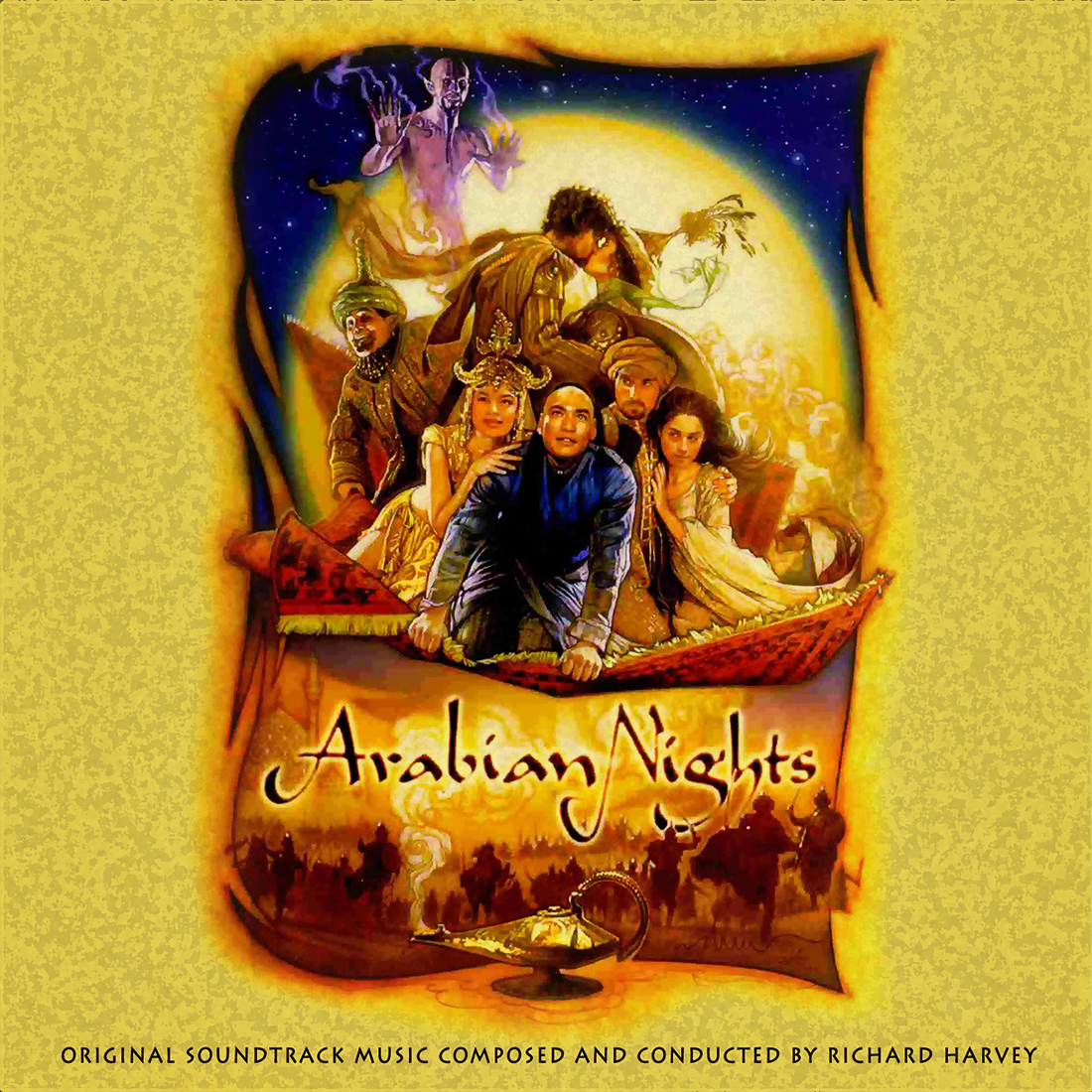 Arabian Nights 01